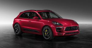 Porsche Macan Turbo by Porsche Exclusive 2015 года