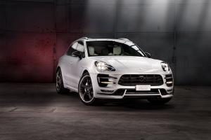 Porsche Macan by TechArt 2015 года