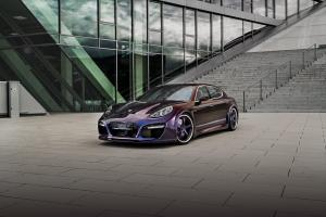 2015 Porsche Panamera Grand GT by TechArt