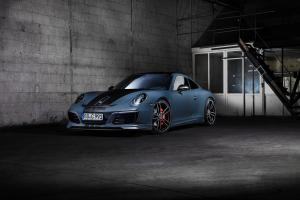 2016 Porsche 911 Carrera Coupe by TechArt