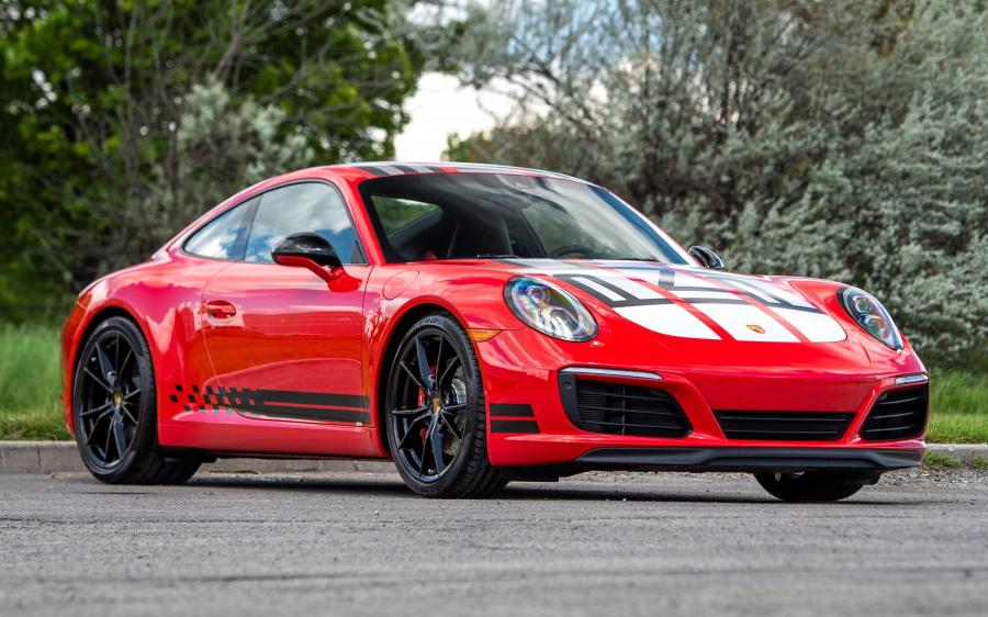 2016 Porsche 911 Carrera S Coupe Endurance Racing Edition