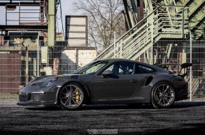 2016 Porsche 911 GT3 RS in Slate Grey by Edo Competition