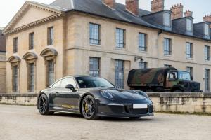 2016 Porsche 911 R Tribute to Steve McQueen