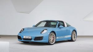 2016 Porsche 911 Targa 4S Exclusive Design Edition