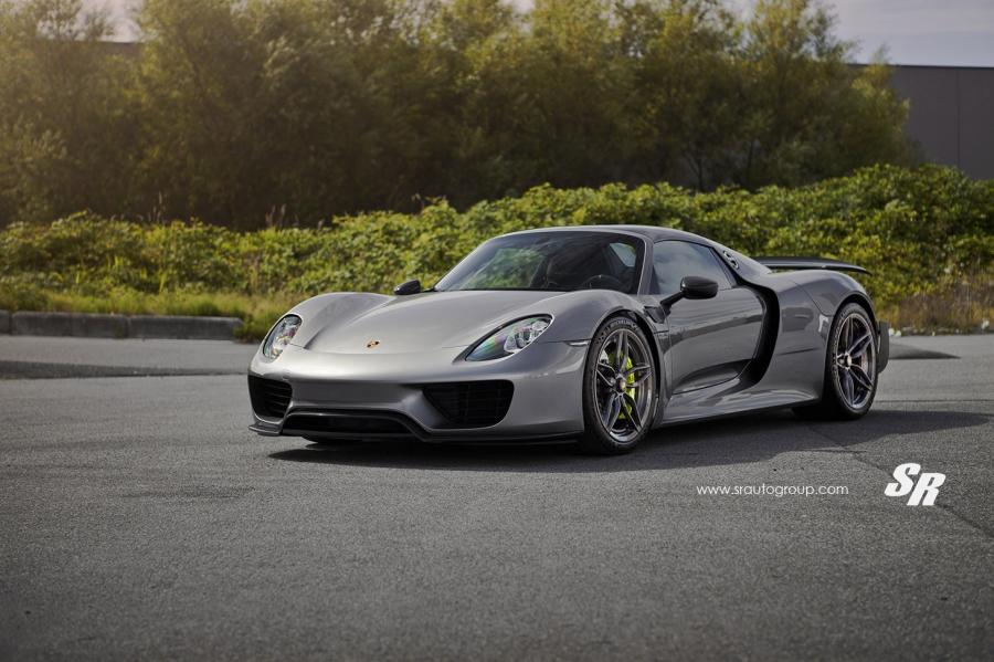 Porsche 918 Spyder by SR Auto Group