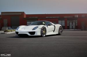 2016 Porsche 918 Spyder on PUR Wheels (RS23.M2)