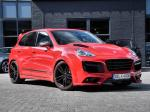 Porsche Cayenne GTS Magnum by TechArt 2016 года