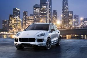 2016 Porsche Cayenne SG50 Exclusive Edition for Singapore