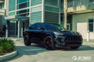 Porsche Macan S by TechArt and TAG Motorsports 2016 года