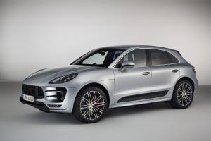 Porsche Macan Turbo Performance Package 2016 года