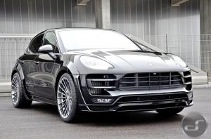 Porsche Macan Turbo by Hamann and DS Automobile 2016 года