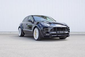 2016 Porsche Macan Turbo by Hamann