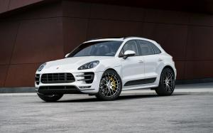 Porsche Macan Turbo by Wimmer RS 2016 года