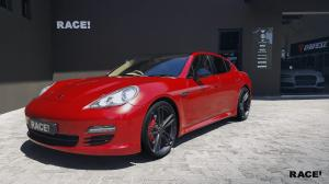 2016 Porsche Panamera 4S by RACE! and TechArt