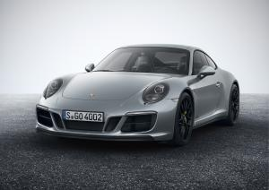 Porsche 911 Carrera 4 GTS Coupe 2017 года