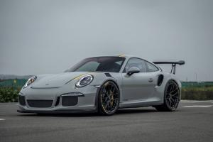 2017 Porsche 911 GT3 RS Fashion Grey by Vorsteiner