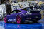 Porsche 911 GT3 RS Ultraviolet Purple by R1 Motorsport on ADV.1 Wheels (ADV5.2 M.V2) 2017 года