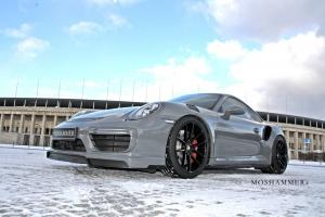 2017 Porsche 911 Turbo RS by Moshammer