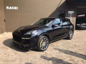 Porsche Cayenne by RACE! 2017 года