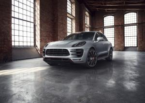 2017 Porsche Macan Turbo Exclusive Performance Edition