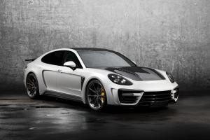Porsche Panamera Stingray GTR by TopCar 2017 года