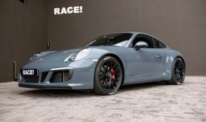 2018 Porsche 911 Carrera GTS Coupe by TechArt & RACE!