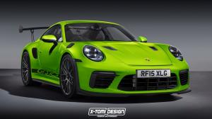 2018 Porsche 911 GT3 RS by X-Tomi Design