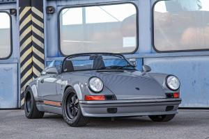 2018 Porsche 911 Speedster by DM Motorsport