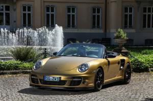 2018 Porsche 911 Turbo Cabriolet by Wimmer RS