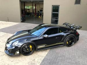 2018 Porsche 911 Turbo GT Street R by TechArt & RACE!