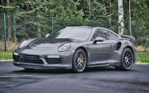 Porsche 911 Turbo S by Mansory