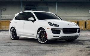 Porsche Cayenne GTS by MC Customs 2018 года