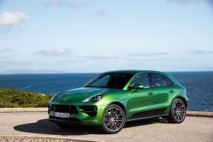 Porsche Macan S SportDesign Package 2018 года