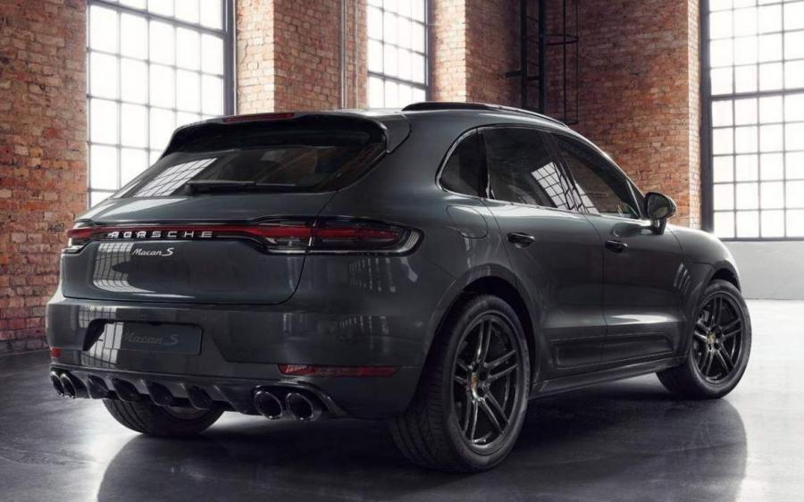2018 Porsche Macan S by Porsche Exclusive
