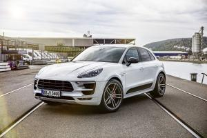 Porsche Macan Sport by TechArt 2018 года