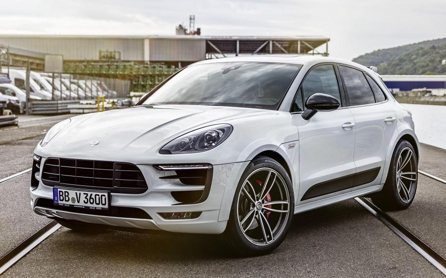 2018 Porsche Macan Sport by TechArt