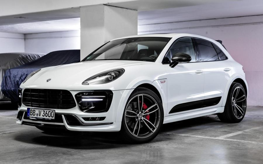 2018 Porsche Macan Sport+ by TechArt