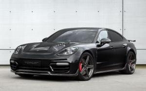 Porsche Panamera Turbo GT Edition by TopCar 2018 года