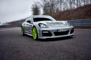 Porsche Panamera Turbo S E-Hybrid Sport Turismo Grand GT by TechArt 2018 года