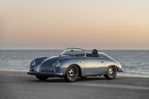 Porsche 356 Aquamarine Transitional Speedster by Emory Motorsports 2019 года