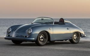 2019 Porsche 356 Aquamarine Transitional Speedster by Emory Motorsports