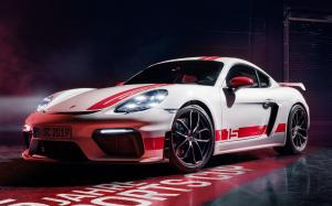 2019 Porsche 718 Cayman GT4 Sports Cup Edition
