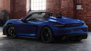Porsche 718 Spyder by Porsche Exclusive 2019 года