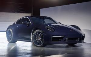 2019 Porsche 911 Carrera 4S Belgian Legend Edition (BE)