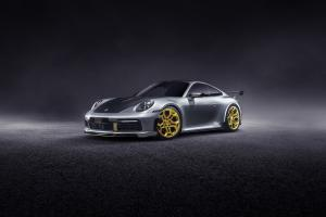 2019 Porsche 911 Carrera 4S Coupe by TechArt