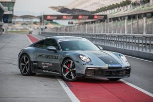 2019 Porsche 911 Carrera 4S Safety Car