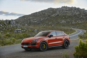 2019 Porsche Cayenne Coupe SportDesign Package