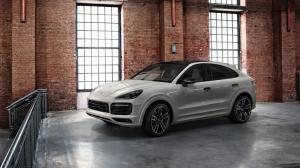 2019 Porsche Cayenne Coupe by Porsche Exclusive