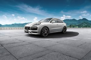 2019 Porsche Cayenne Coupe by TechArt