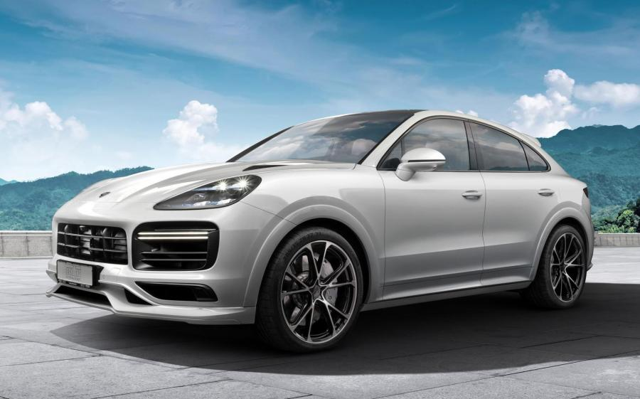 Porsche Cayenne Coupe by TechArt '2019